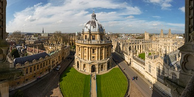 Radcliffe Camera Panorama